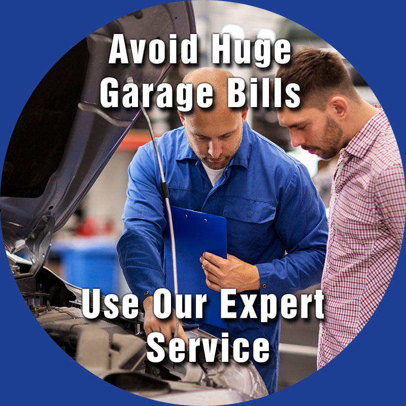 Avoid big garage bills